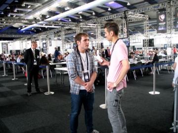 Eurovision 2011: David Bryan, tepuit de baietii de la Blue