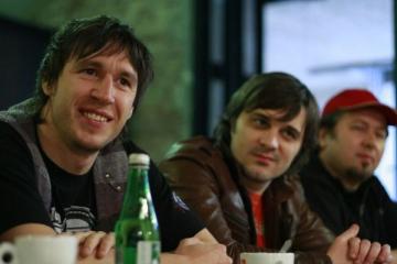 Zdob si Zdub, moment penibil la conferinta de la Eurovision