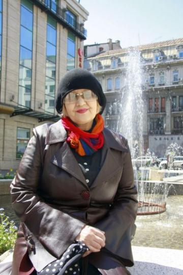 Rodica Mandache, despre moartea suspecta a sotului sau