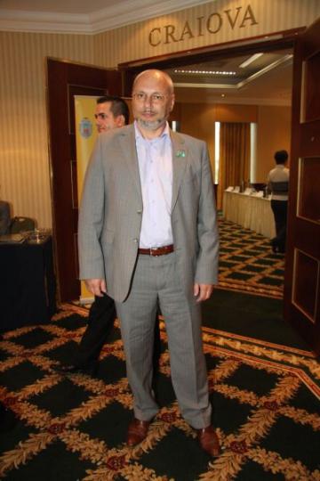 Cristian Andrei, coordonatorul unei crese pentru copii