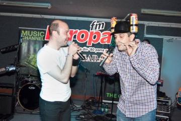 Bere Gratis, spectacol de zile mari in Garajul Europa FM