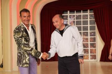 Radu Mazare danseaza cu brazilience