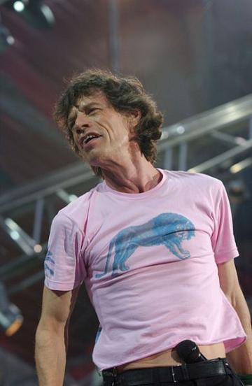Mick Jagger a creat o noua trupa