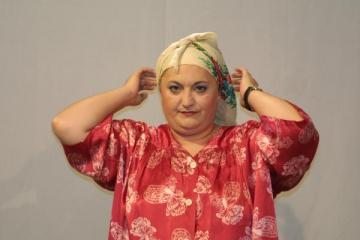 Marilena Chelaru, prezentatoarea unui show de divertisment