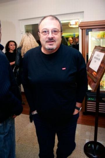 Mircea Baniciu, la concertul trupei Phoenix