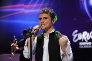 Exclusiv: VIP la Eurovision 2011