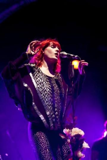 Albumul nou Florence and the Machine: despre morti si fantome