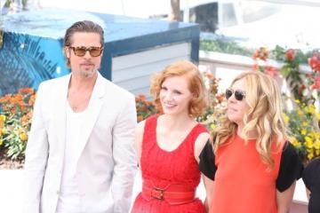 Filmul lui Brad Pitt, castigator la Cannes