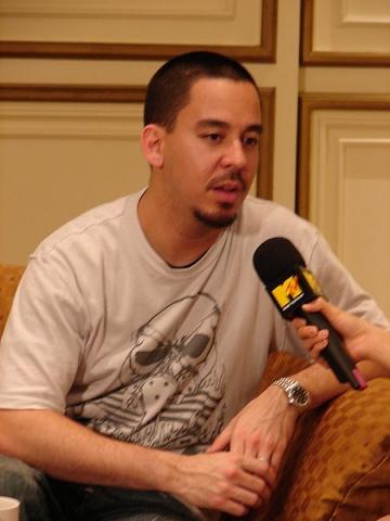 """Linkin Park """"transforma"""" Moscova"""