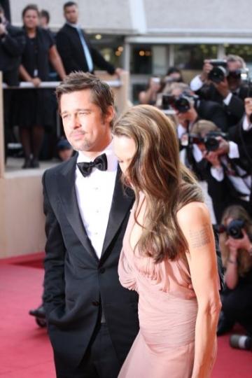 Brad Pitt, un tatic nu tocmai exemplar