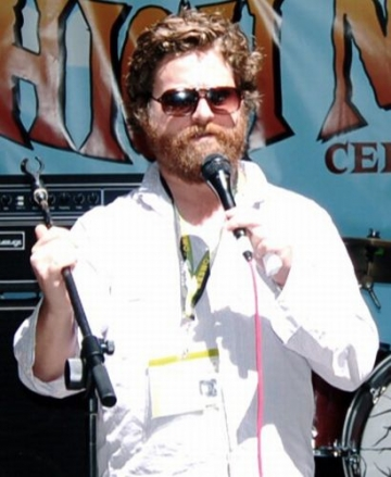 "Galifianakis, socat ca face parte din distributia ""The Hangover"""