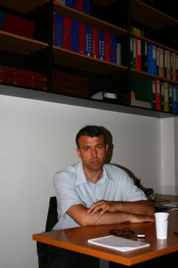 Eugen Istodor lanseaza ghidul petrecerilor de pe Lipscani