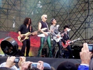Tot ce trebuie sa stii daca mergi la concertul Scorpions