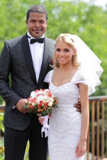 Cabral si Andreea Patrascu, nunta exotica sub clar de luna