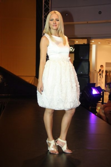 Cristina Dochianu are alergie la cosmetice