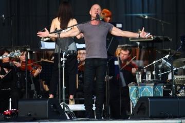 Sting - spectacol fabulos la Bucuresti!