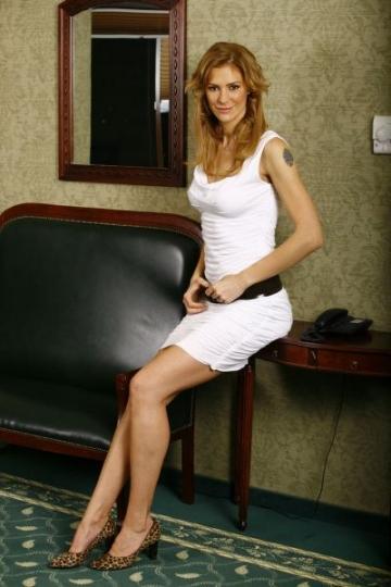Roxana Ciuhulescu, vacanta de cinci stele in Antalya