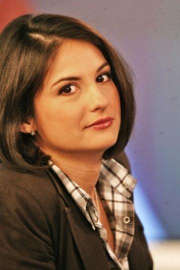 Andreea Cretulescu a fost jefuita in propria casa