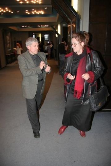 Mircea Diaconu despre marea sa iubire, Diana Lupescu