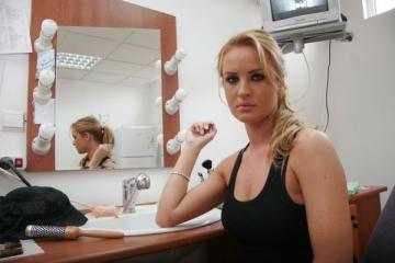Diana Munteanu, vacanta alaturi de familie la Mamaia