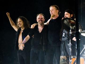 Metallica a inregistrat un nou album, cu Lou Reed