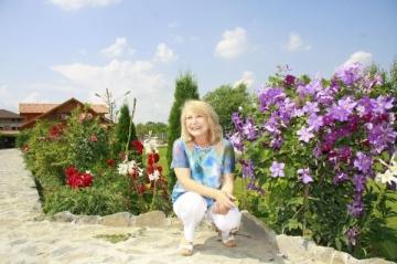 Tora Vasilescu vrea sa scrie o carte despre plante