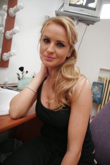 Diana Munteanu, cu gandul la actorie