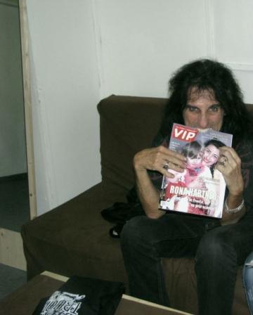 """Alice Cooper: """"Il inteleg foarte bine pe Johnny Depp"""""""