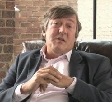 Celebrul actor britanic Stephen Fry adora muzica lui Wagner
