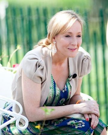 JK Rowling se gandeste la Harry Potter ca la un fost iubit