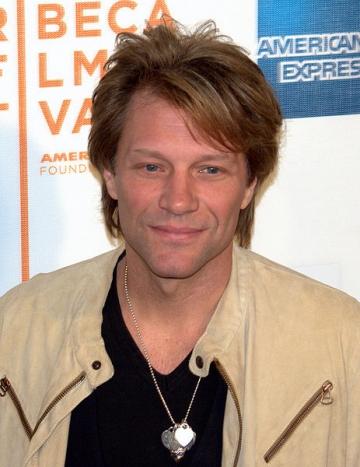 Jon Bon Jovi: celebritatea nu pica din cer