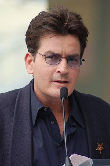 Charlie Sheen si puterea increderii in sine