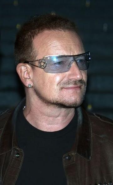 Bono (U2), emotii mari inainte de show-ul de la Glastonbury