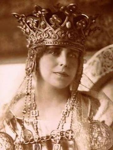 Maria, Regina patimasa a Romaniei