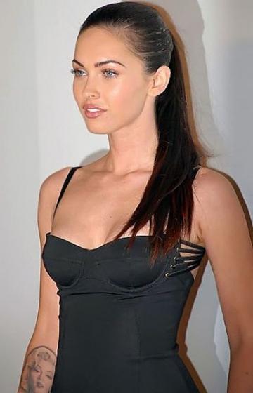 Secretul frumusetii lui Megan Fox