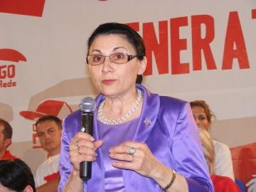 Ecaterina Andronescu, despre rezultatele de la bacalaureat 2011