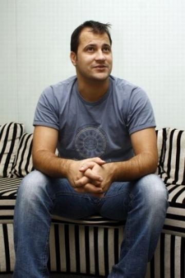 "Serban Huidu, vacanta in Grecia: ""Ma refac cu pasi mari"""