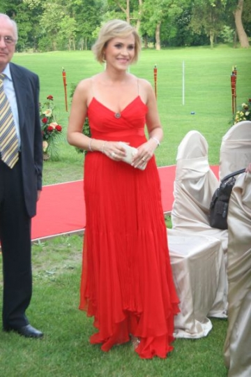 Gabi Firea si Florentin Pandele, ultimele pregatiri de nunta