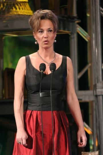 Marina Constantinescu, aventuri in Muntii Fagaras