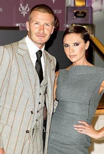 Cifra 7 ii poarta noroc si fetitei sotilor Beckham
