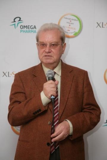 Gheorghe Mencinicopschi, sfaturi pentru o alimentatie sanatoasa