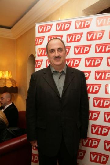 Alexandru Bindea, rol intr-un film italian