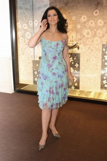 Angela Gheorghiu este considerata un artist dificil