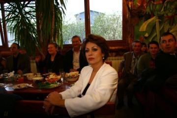 Adriana Trandafir a fost indragostita de Nicolae Dobrin