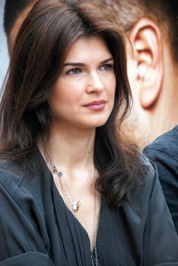 Monica Barladeanu, in rolul unei mame care si-a ucis copilul