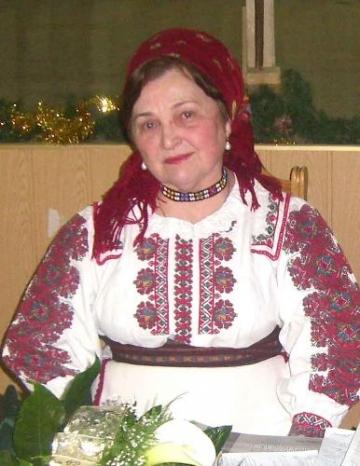 A murit cantareata de muzica populara Florica Ungur