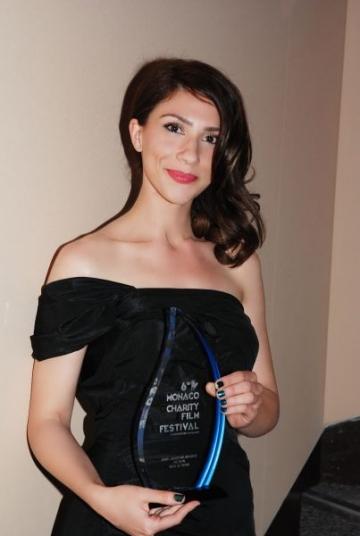 Ana Popescu, actrita care a colaborat cu Francis Ford Copola