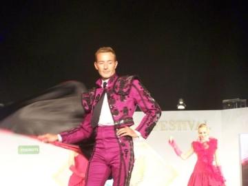 Radu Mazare, toreador pe scena FashionTV Summer Festival (FOTO)