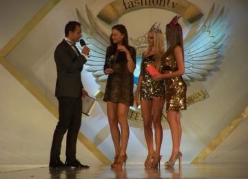 Raluca Sandu, premiata la FashionTV Summer Festival