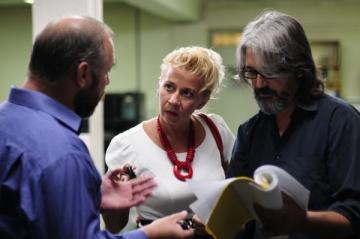 Constantin Popescu lucreaza in secret la un nou film